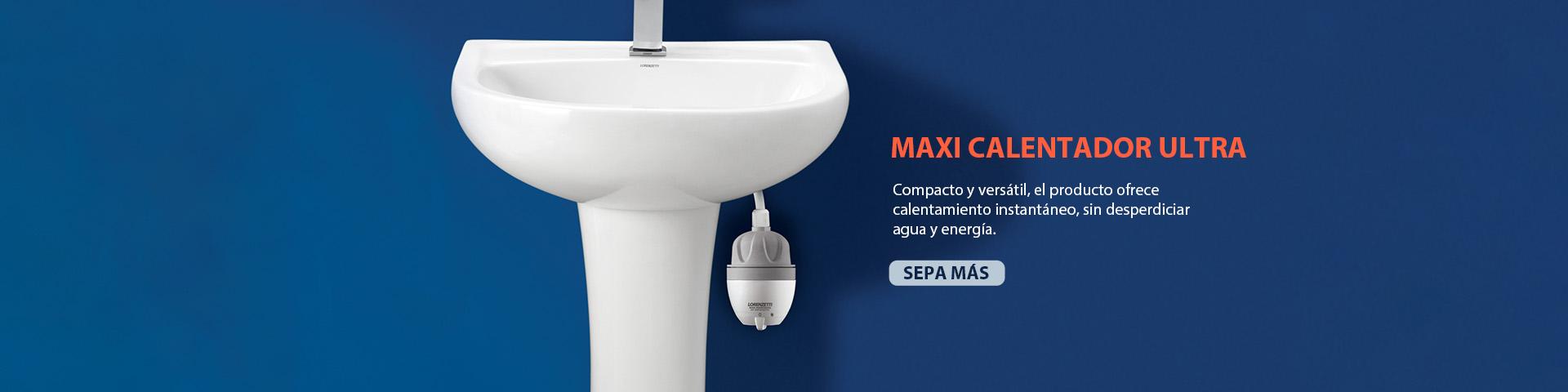 Maxi Calentador