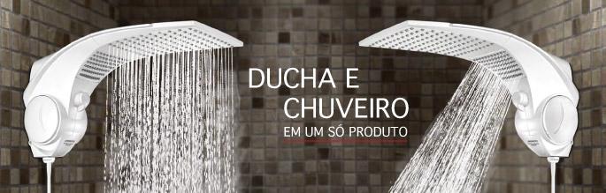 Duo Shower Quadra