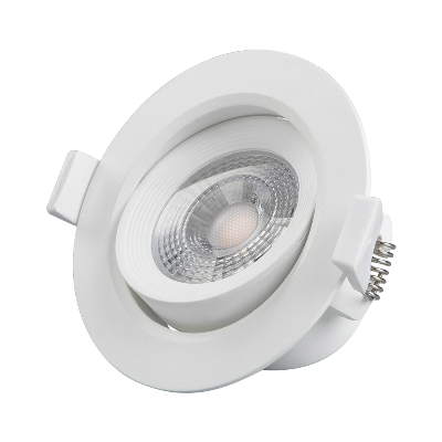 Loren LED - Round Spotlight