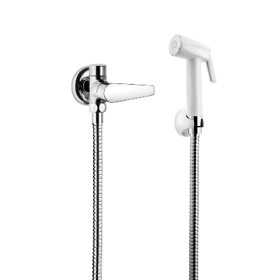 Hygienic Shower with Extension | Flexible of 1,20m