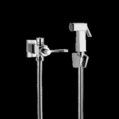Ducha Higiênica com Derivação - Flexível de 1,20m - Gatilho em Metal