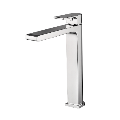 Single Lever Mixer Table Basin Mixer - High Nozzle