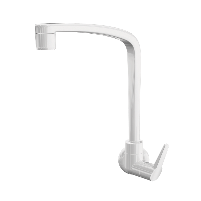 Wall Kitchen Faucet - Mobile Spout