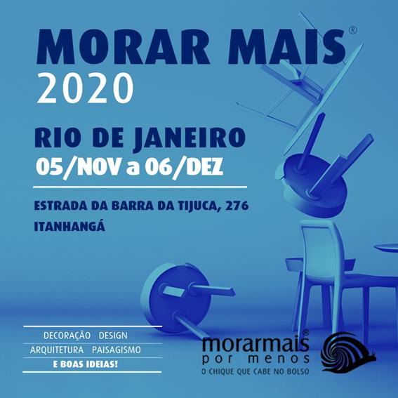 Morar Mais por Menos - Rio de Janeiro - 2020