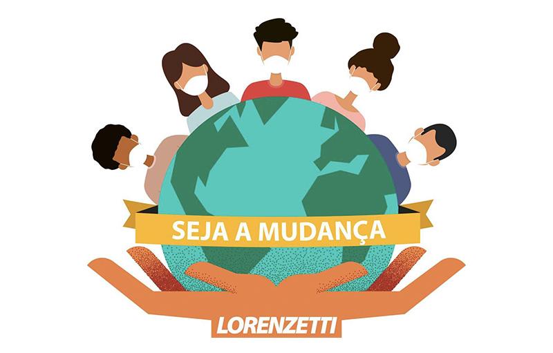 Dia Mundial do Meio Ambiente: Lorenzetti promove campanha de conscientização relacionada ao combate de COVID-19